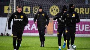 El Borussia Dortmund buscará el triunfo ante el Slavia Praga