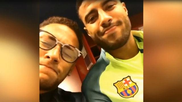 La canción que sonó en el vestuario del Barça antes del partido ante el Athletic