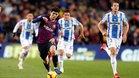 Carles Aleñá completó un buen partido ante el Leganés