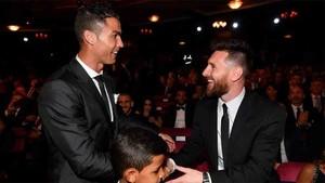 Cristiano Ronaldo y Messi son algunos de los candidatos