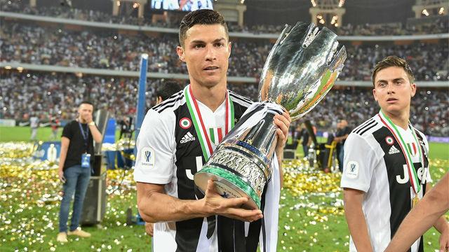 Cristiano Ronaldo ya triunfa en Italia