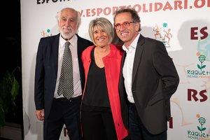 15ª edición de la cena de la Fundación Deporte Solidario Internacional (ESI), presidida por Josep Maldonado en el Hotel Catalonia Plaza en Barcelona. Una subasta que ha recaudado dinero para los proyectos e iniciativas de la Fundación ESI.