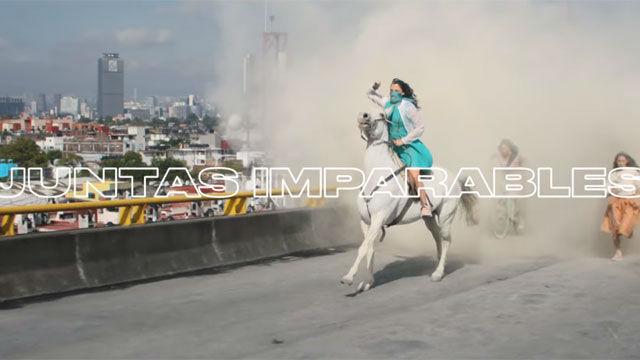 El emocionante anuncio de Nike por el deporte femenino en México