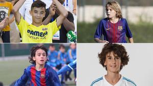 Enrique (Villarreal), Cristobal y Bombardó (Barça) y Jacobo (Madrid) están llamados a ser los cracks del torneo