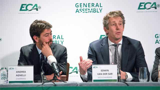 Equipos europeos preparan Champions de 2024 y rechazan Mundial Clubes FIFA
