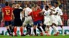 España-Inglaterra de la última Liga de Naciones