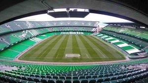 El estadio Benito Villamarín acogerá la final de la Copa del Rey