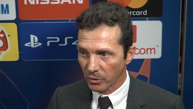 Guillermo Amor: El United es un equipo a respetar
