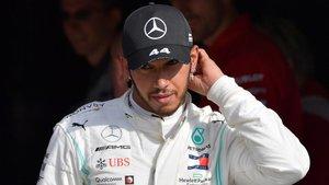 Hamilton ve todavía margen de mejora en su monoplaza