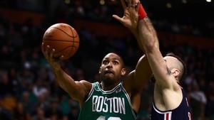 Horford, muy satisfecho con la marcha de los Celtics