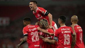 Inter de Porto Alegre derrotó 4-3 a América de Cali
