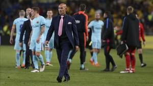Jémez se ha enfrentado nueve veces al Barça