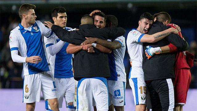 LACOPA | Villarreal - Leganés (2-1)
