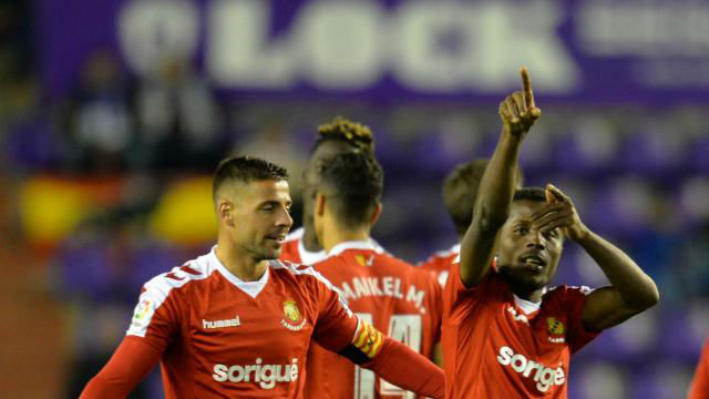 LALIGA 123 | Real Valladolid - Nàstic (0-3)
