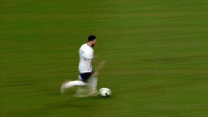 Leo Messi recibe el Premio EPSY a Mejor Futbolista Internacional del Año