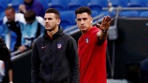 Luvas y Giménez se recuperarn de sendas lesiones