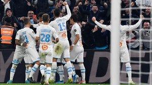 El Marsella, un rodillo, es el equipo más en forma de Francia