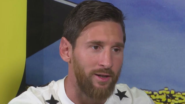 Messi: Arthur me recuerda a Xavi