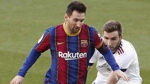Messi, después de jugar contra Osasuna y marcar un gol, tendrá descanso este miércoles ante el Ferencvaros en Champions League