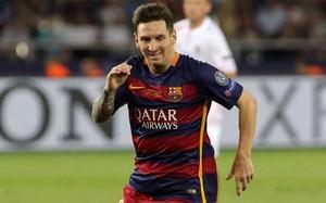 Messi sigue haciendo historia