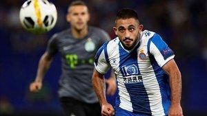 El Monito Vargas, la figura ante el Ferencváros