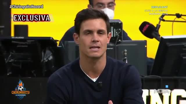 El motivo de la irritación de Zidane, según Edu Aguirre