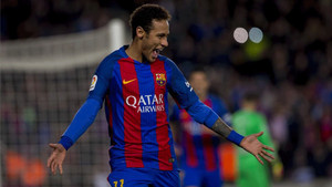 Neymar bets Barcelona team-mates hell score twice vs PSG