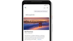 Un nuevo diseño llegará próximamente al Asistente de Google