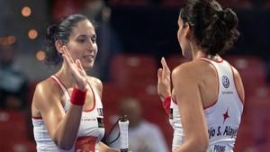 Paseo de las hermanas Sánchez-Alayeto, y a semifinales