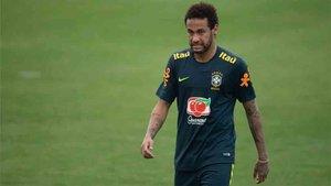 El PSG está dispuesto a vender a Neymar
