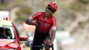 Quintana ya tiene trazado el camino antes del Tour