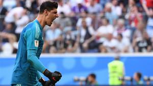 El Real Madrid busca un acuerdo con Courtois