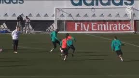 El Real Madrid prepara ya la vuelta de los cuartos de la Copa