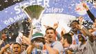 El Red Bull Salzburg de Òscar volvió a ganar el doblete en Austria