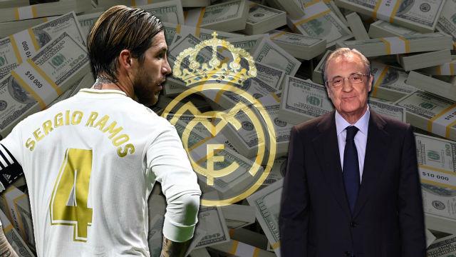 La renovación de Ramos, ¿Se avecina otro lio?