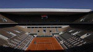 Ronald Garros abrirá sus puertas con un aforo muy limitado