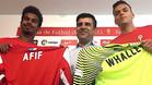 El Sporting presentó a dos futbolistas con gran potencial de futuro
