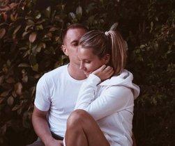 Ter Stegen y Daniela serán padres por primera vez