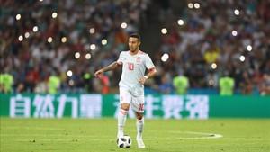 Thiago volverá a la Liga española