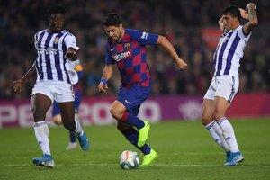 Valladolid y Barça se verán las caras este sábado