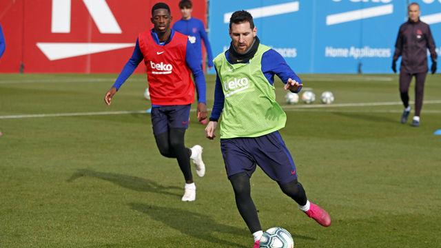 Valverde ya cuenta con todos los internacionales para preparar el partido ante el Leganés