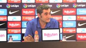 Valverde no se moja por Neymar