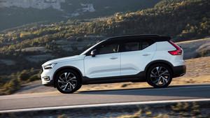 Volvo consolida el éxito del segmento de los SUV compactos.