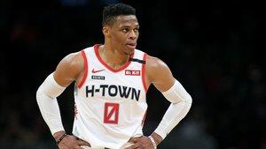 Westbrook, un nuevo positivo por coronavirus en la NBA.