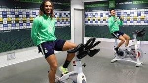 El Wolfsburgo vuelve a entrenar