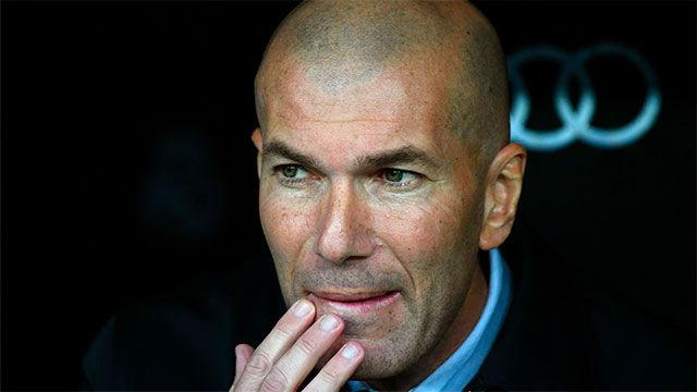 Zidane, sobre las declaraciones de Monchi: Me ha parecido un poco fuerte lo que ha dicho