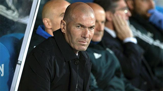 Zidane, tras el empate ante el Leganés: Tenemos que dar un poco más todos