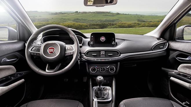 Interior Tipo Fiat Punto