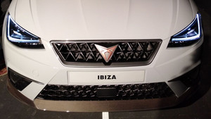 Primeras imágenes del nuevo Cupra Ibiza.