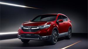 Nuevo CR-V Honda Ginebra